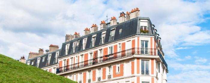 Immeuble appartement ciel immobilier