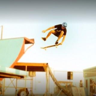 Skateboard jeune études sport