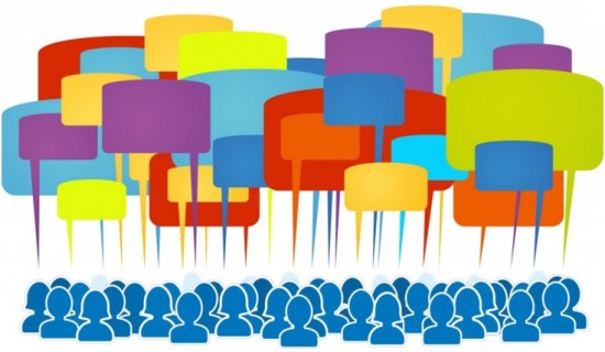 Chat communauté community manager