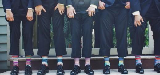 Étudiants chaussures école de commerce